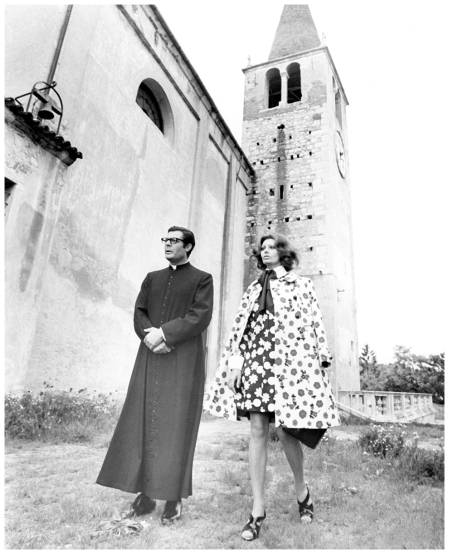 The Priest's Wife (1971), directed by Dino Risi; costume designer Gianni Polidori