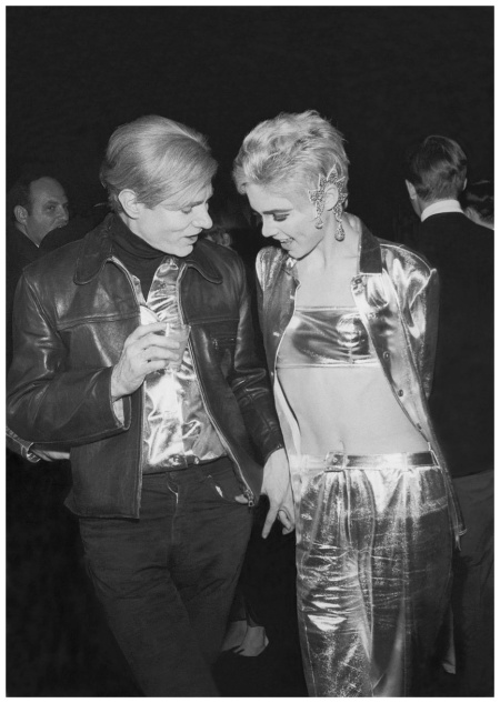 Andy Warhol And Edie Sedgwick, 1967