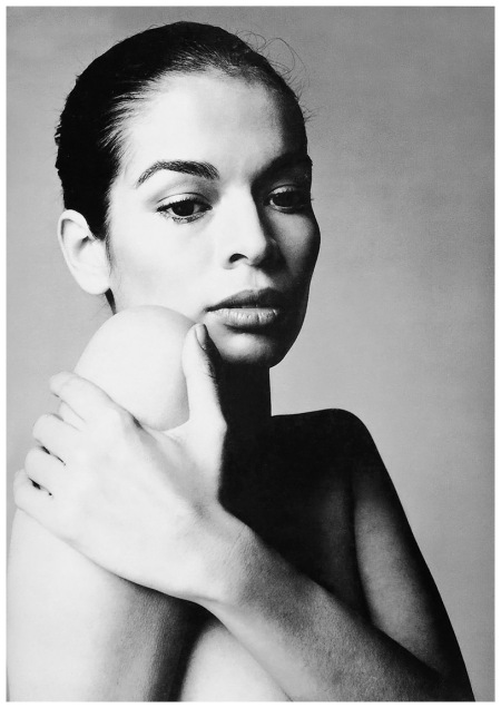 Bianca Jagger Woman in the Mirror Photo Richard Avedon