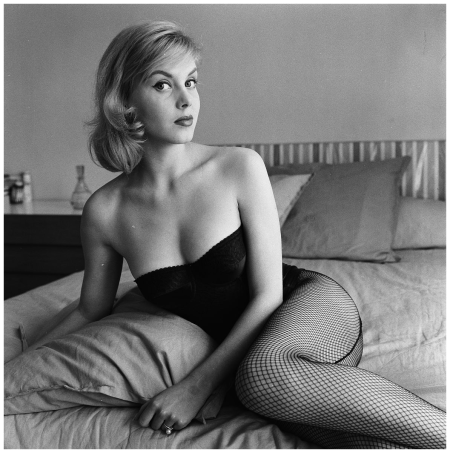 Corine Rottschäfer Miss World, 1957 Photo Paul Huf