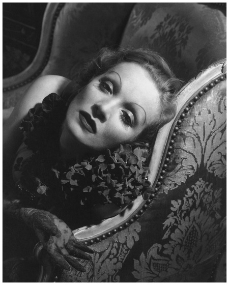 Marlene Dietrich 1934 Photo Edward Steichen