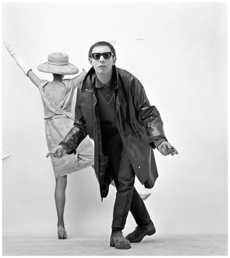 Max Heymans en Loes Hamel 1962  Photo Hans Dukkers