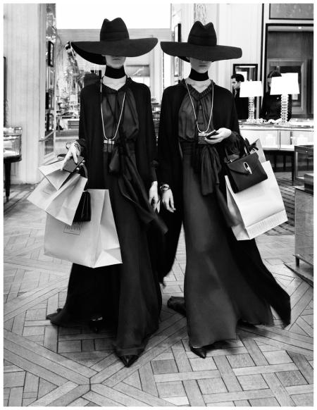 Meghan Collison Janice Alida Irina Krvchenko Mikael Jansson The Art Of Shopping