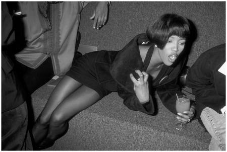 Naomi Campbell, 1989 Photo Ron Galella