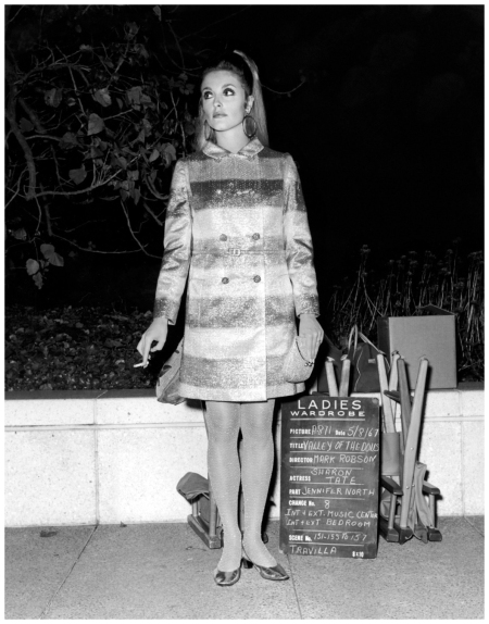 On-Set For Valley Of The Dolls, 1967