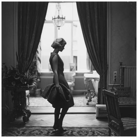 Portait of Rita Loonen 1961 Paul Huf