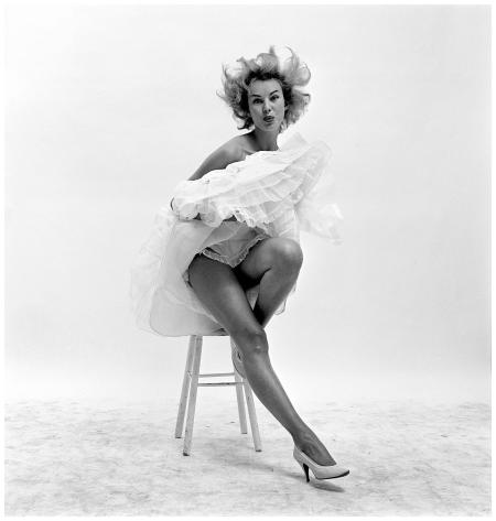 Rita Galjaard, Philips Ladyshave 1959 Photo Hans Dukkers