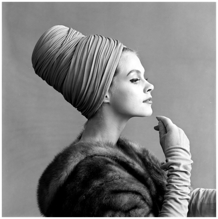 Rita Loonen, 1961, Couture Max Heymans Photo Hans Dukkers