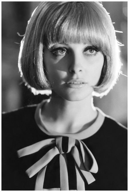 Sharon Tate 1966, Dress By Mary Quant