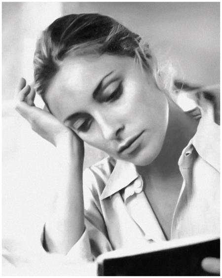 Sharon Tate photographed By Roman Polanski