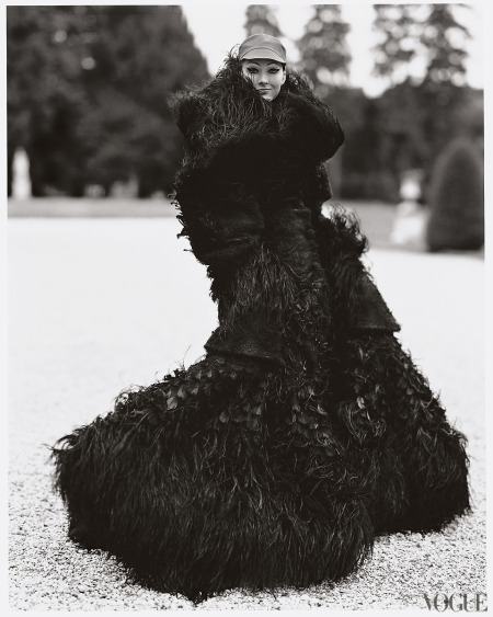 %22The Life Fantastic%22 Maggie Rizer Vogue US, October 2002 Photo Craig McDean