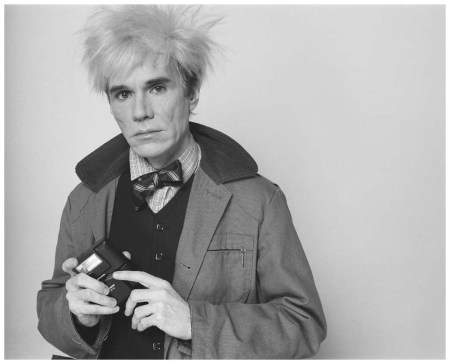 Andy Warhol © Pierre Houles, 1982