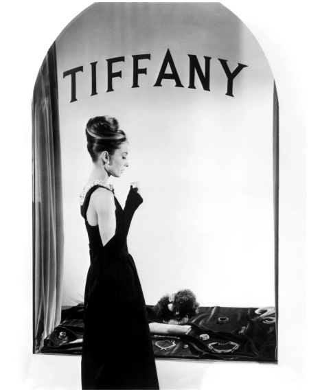 Audrey Hepburn  (Breakfast at Tiffany's) 1961