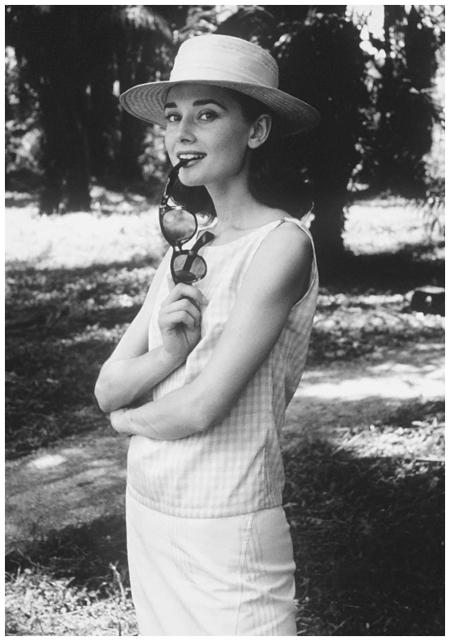 Audrey Hepburn nel 1959