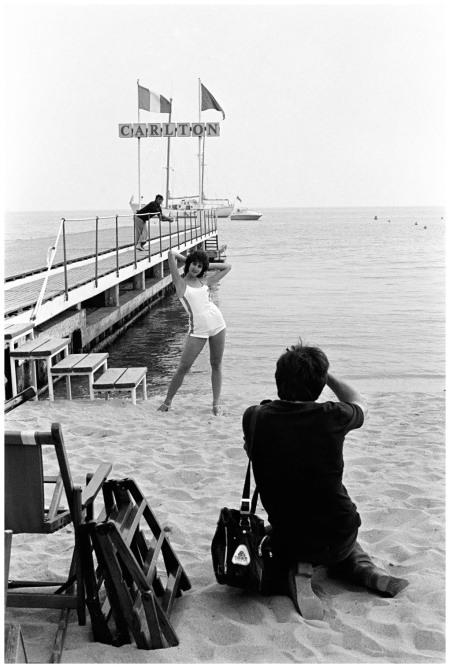 Beach of Carlton, Cannes 1980 Elliott Erwitt:Magnum Photos