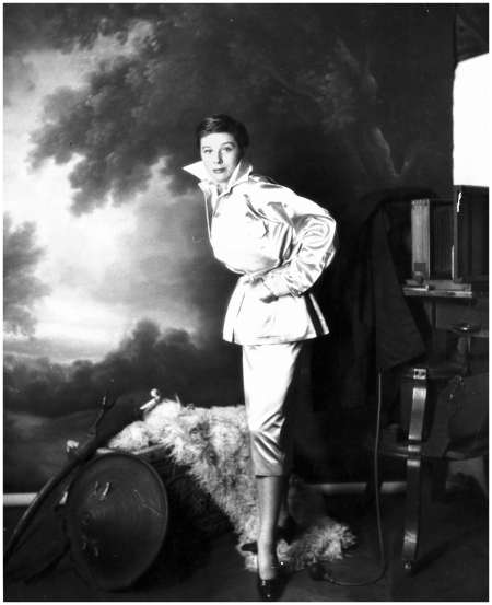 Bettina Graziani Photo Henry Clarke 1950