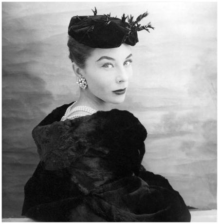 Bettina Graziani Photo Henry Clarke 1953