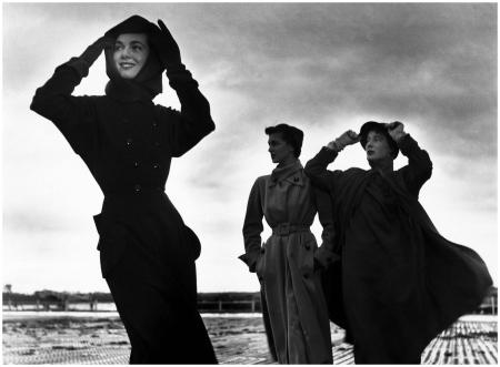 Bettina Graziani - Photo Robert Doisneau 1959