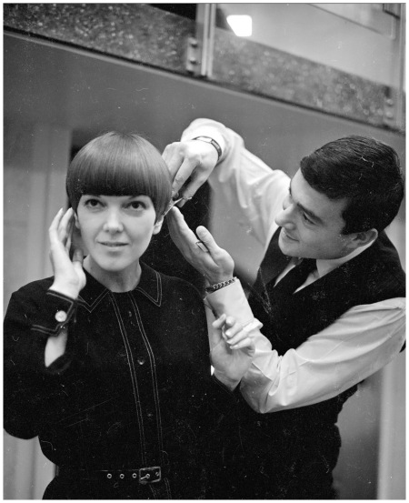 Mary Quant 1960 Vidal Sassoon Getty Archive
