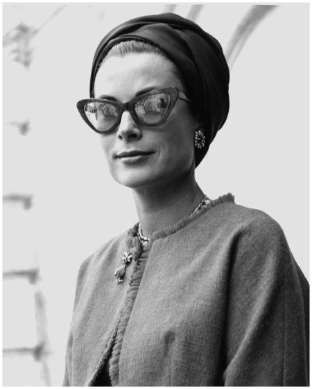 Princess Grace of Monaco poses for a portrait, 1962 Getty Archive