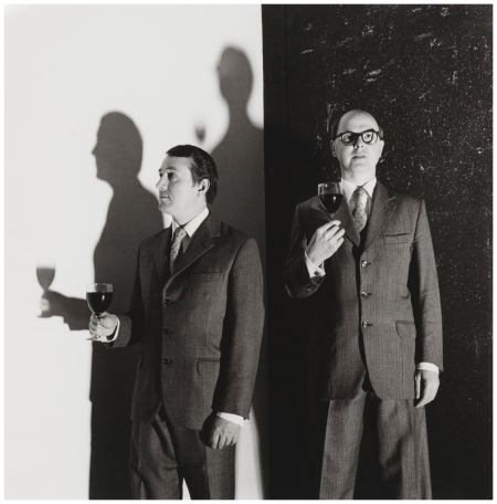 Gilbert & George 1985 Photo Snowdon