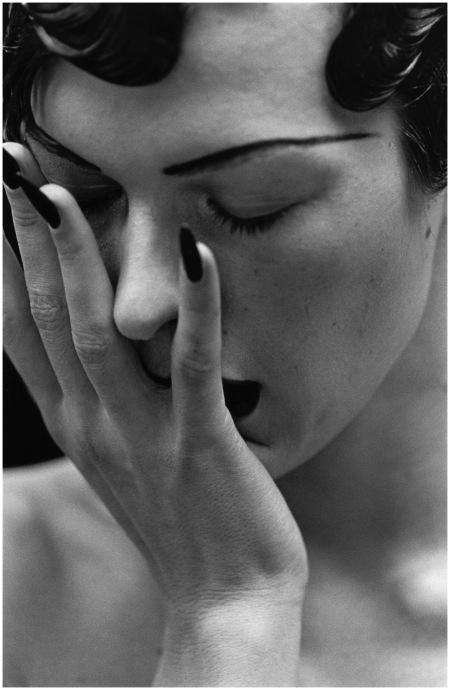 Milla Jovovich, Paris, France, 1998Photo Peter Lindbergh