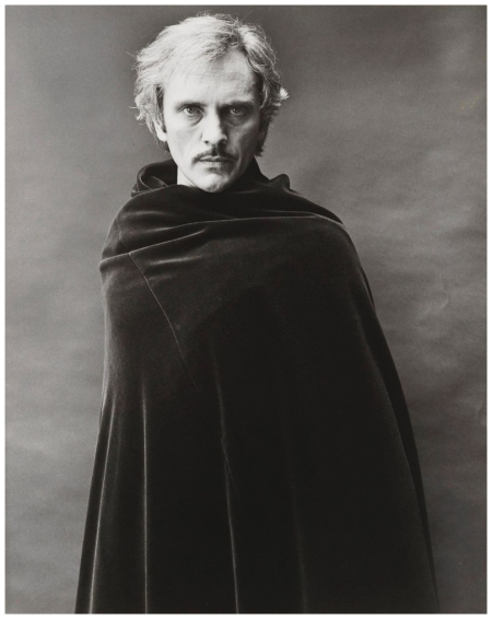 Terence Stamp taken 1978 Photo Snowdon