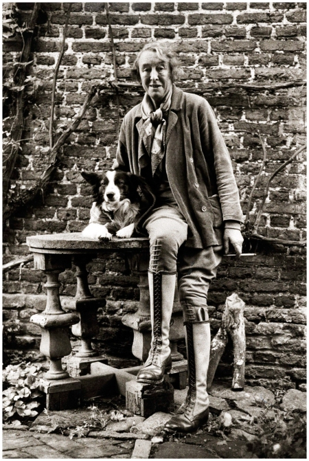 Vita Sackville-West, 1961