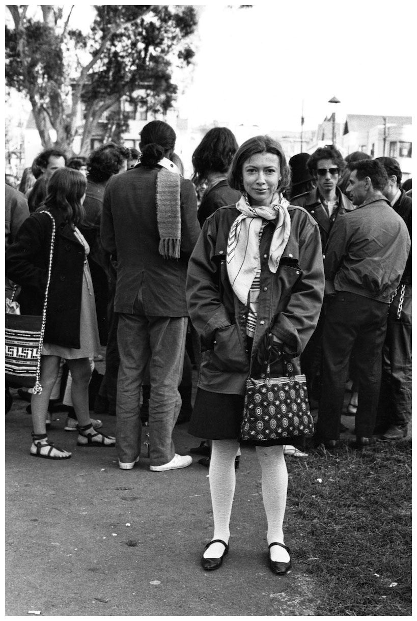 joan didion essay slouching towards bethlehem These essays, keynoted by an extraordinary report on san francisco's  los  angeles 38 california dreaming marrying absurd slouching towards bethlehem  ii.