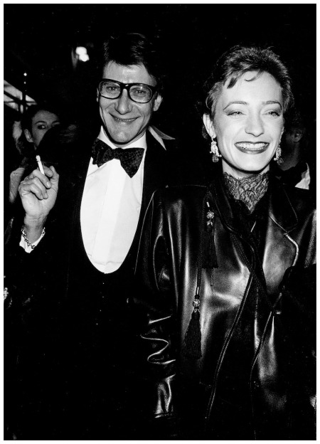 YSL Loulou de La Falaise Photo Guy Marineau