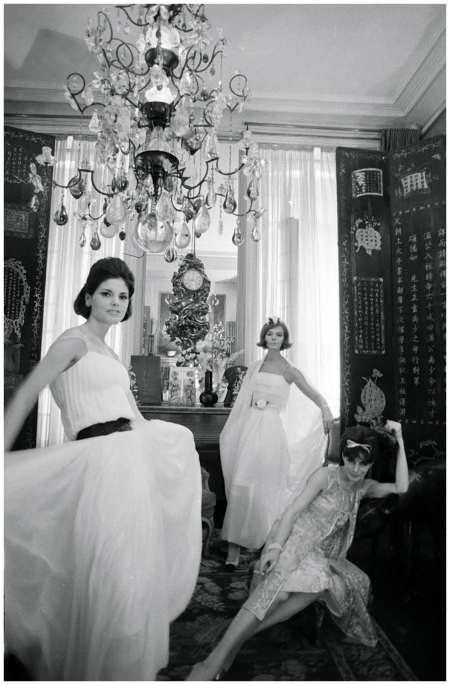Coco Chanel Three weeks 1962 Photo Douglas Kirkland