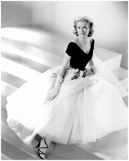 Grace Kelly 1954 Bud Fraker