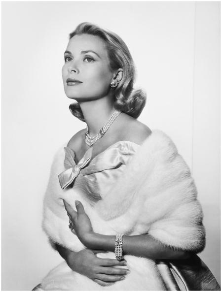 Le prince Rainier III rencontre Grace Kelly lors du festival de Cannes en 1955 Photo Yousuf Karsh