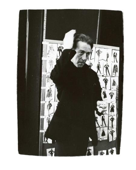 Roy Halston Frowick c. 1982