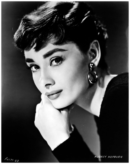 Audrey Hepburn by Bud Fraker for 'Sabrina'Paramount Pictures 1954