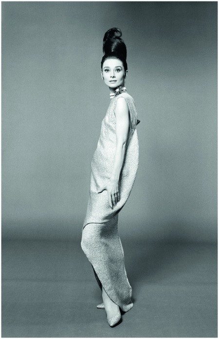 Audrey Hepburn – Paris 1966 Photo Bert Stern xl