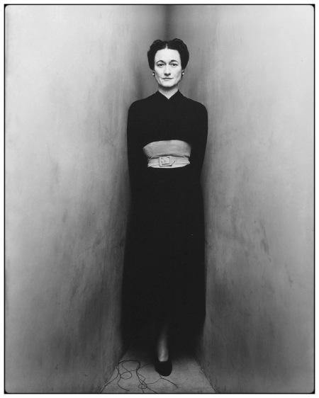 Duchess of Windsor, portait corner New York, May 27, 1948 thin