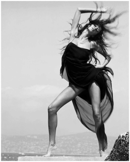 Gisele Bündchen 1999 Photo Michel Comte
