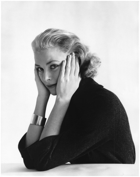 Grace Kelly December 1954 Photo Mark Shaw