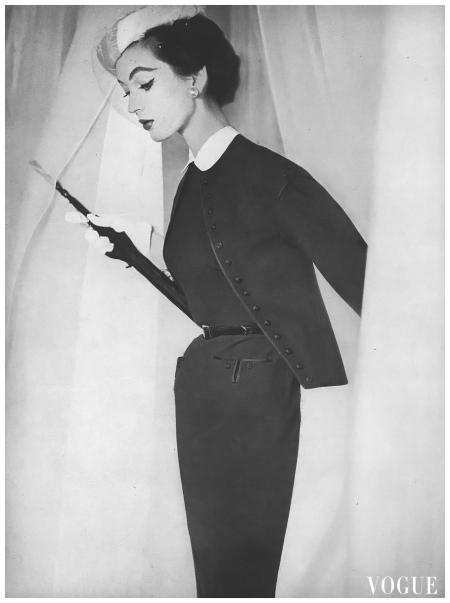 Horst P. Horst, Vogue, March 15, 1953