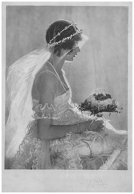 Natica Nast Baron de Meyer, Vogue, January 15, 1920