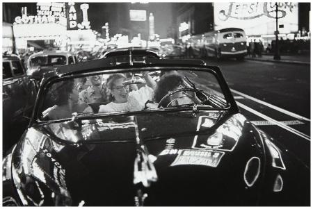 Photo Louis Faurer Broadway Convertible, N.Y.C., circa 1949