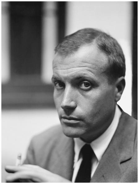 Portrait de Mark Shaw ca 1950's