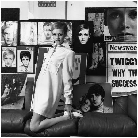 Twiggy Photo McKeown 1967