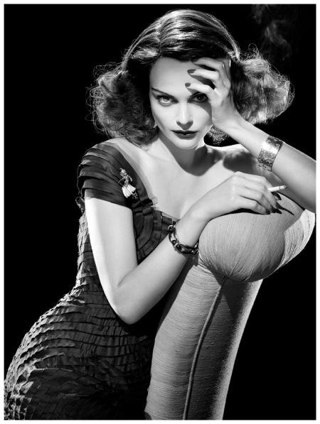 Viktoriya Sasonkina Vogue 2008 Photo Steven Meisel h