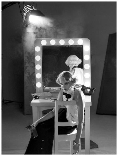 Viktoriya Sasonkina Vogue 2008 Photo Steven Meisel i