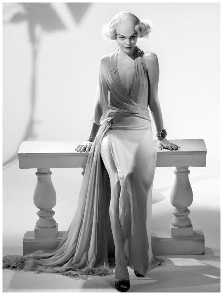 Viktoriya Sasonkina Vogue 2008 Photo Steven Meisel l