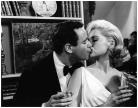 Virna Lisi with Jack Lemmon sul set di «Come uccidere vostra moglie», 1965 (Lapresse)