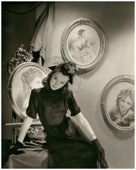 Vivien Leigh en 1941 VOGUE Photo Cecil Beaton