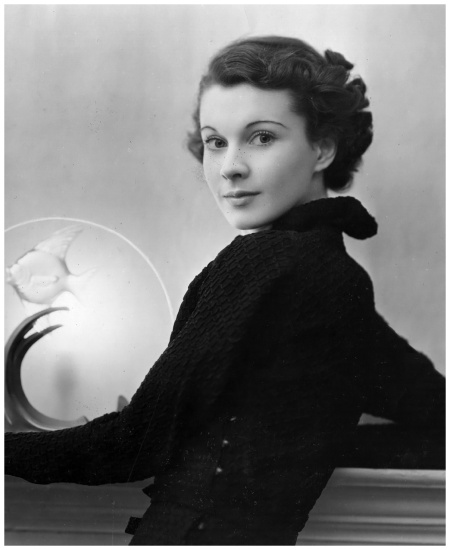 Vivien Leigh Jan 1935 Sasha:Getty